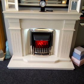 Warm Home Interiors Fire & Fire Places